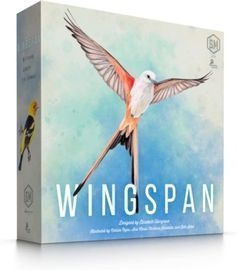 Stonemaier Games Wingspan w/ Swift Start Pack