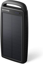 RAVPower 20000mAh Portable Solar Charger w/ Flashlight