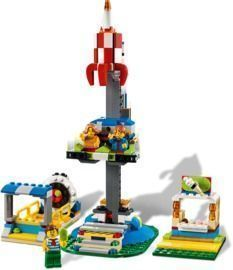 Lego Creator Fairground Carousel Space-Themed Building Kit