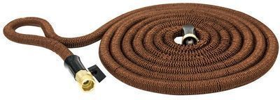 Xhose Copper 5/8 in. Dia x 100 ft. High Performance Lightweight Expandable Garden Hose