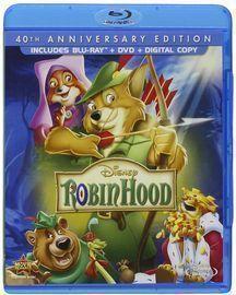 Robin Hood: 40th Anniversary Ed. Blu-Ray Set
