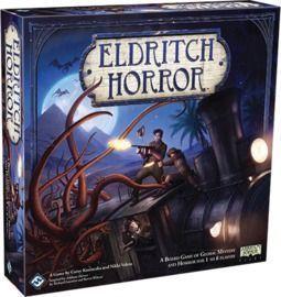 Eldritch Horror Strategy Board Game
