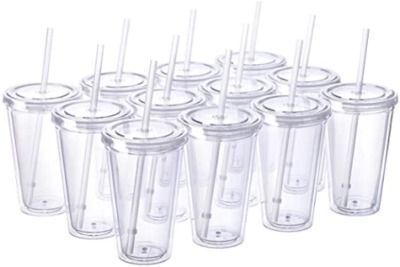 Cupture Classic 12 Insulated Double Wall Tumbler Cups