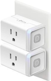 Kasa Smart Plug WiFi Outlet (Works with Alexa, Echo, & Google Home) 2-Pack