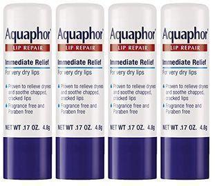 Aquaphor Lip Repair Stick, 4pk