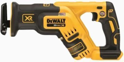 DeWalt XR 20-Volt Brushless Cordless Reciprocating Saw + XR 20-Volt Max 5 Ah Battery
