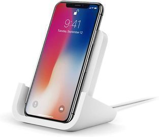 Logitech Powered Wireless Charging Stand for iPhone