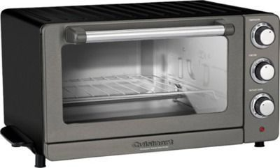 Cuisinart Convection Toaster/Pizza Oven, Black