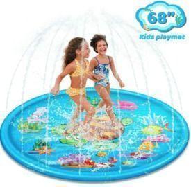 68 Splash Pad