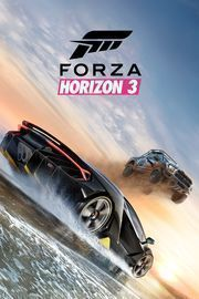 Forza Horizon 3 Standard Edition (Xbox One)