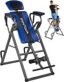 Innova 12-in-1 Inversion Table w/ Power Tower Workout Station