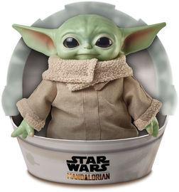 Star Wars: The Mandolorian 11 Baby Yoda Plush