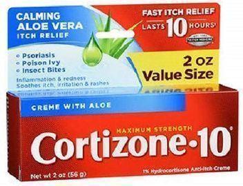 Cortizone-10 Maximum Strength 2-oz. Creme