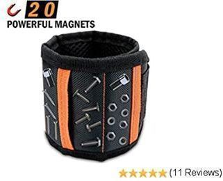 Magnetic Tool Wristband Holder