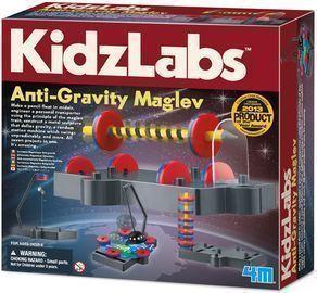 4M Kidzlabs Anti Gravity Magnetic Levitation Science Kit