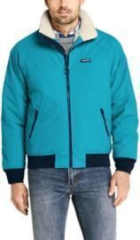 Lands' End Tall Sherpa Lined Men's Classic Squall Jacket