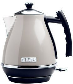Haden Cotswold 1.7 Liter Stainless Steel Electric Tea Kettle