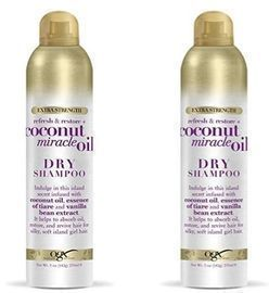 OGX Coconut Miracle Oil Dry Shampoo - 2pk