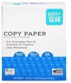 Pen + Gear Copy Paper -  500 Sheets