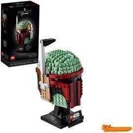 Lego Star Wars Boba Fett Helmet Building Kit