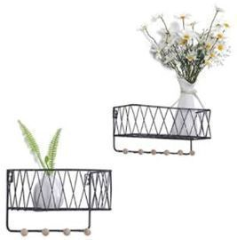 Set of 2 Floating Shelves
