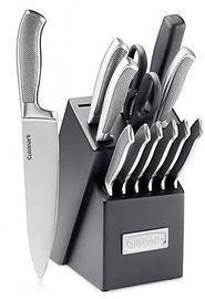 Cuisinart 13pc Stainless Steel Cutlery Block Set