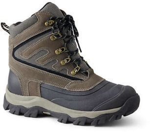 Men's Squall Lace-Up Insulated Winter Snow Boots