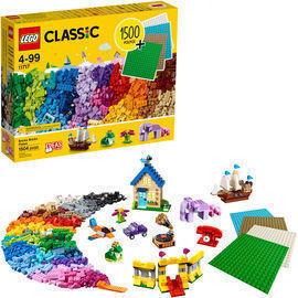 1504-Piece LEGO Classic Bricks Bricks Plates Building Toy