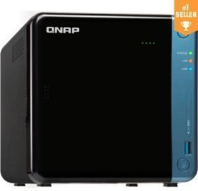 QNAP TS-453Be 4-Bay NAS Enclosure
