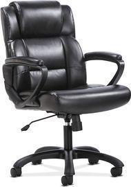 HON Sadie SofThread Leather Executive Chair