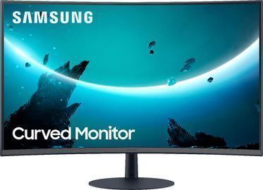 Samsung T55 Series 27 1000R Curved Monitor (C27T550FDN)