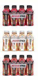 12fl oz 8packs of BodyArmor Sports Drinks