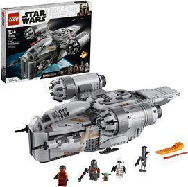 Lego Star Wars: The Mandalorian Razor Crest Building Kit