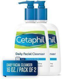 Cetaphil Facial Cleanser 16-oz. 2-Pack