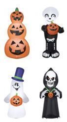 Halloween Inflatables for $14.97 & Up