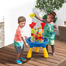 Gymax 2 in 1 Sand and Water Table