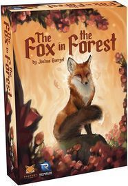 Renegade Game Studios Fox in the Forest Card Game