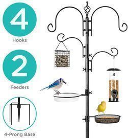 10% Off All Outdoor Decor | Bird Feeding Station