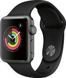 Apple Watch Series 3 GPS 38mm Aluminum Smartwatch