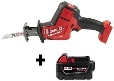 Milwaukee M18 FUEL 18V Brushless Cordless HACKZALL Reciprocating Saw