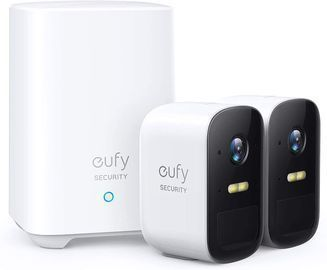Eufy Security eufyCam 2C 1080p Wireless Home Security 2-Camera Kit w/ Night Vision