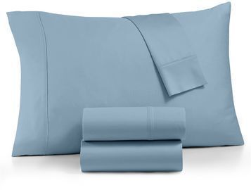 Linden 900-Thread Count Percale 4pc Sheet Set