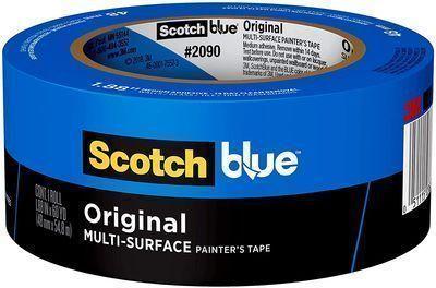 Scotch Blue Painter's Tape 60-Yard Roll