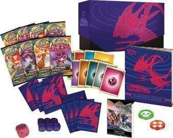 Pokmon TCG: Sword & Shield: Darkness Ablaze Elite Trainer Box
