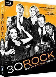 30 Rock: The Complete Series 20-Disc Blu-Ray Set