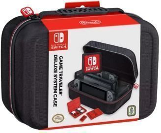 RDS Nintendo Switch Game Traveler Deluxe System Case