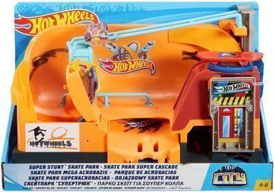 Hot Wheels City Super Sets Themed Play Set