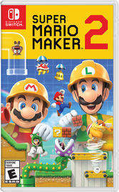 Super Mario Maker 2, Nintendo Switch