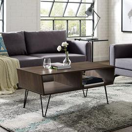 Manor Park Mid-Century Modern Wood Coffee Table