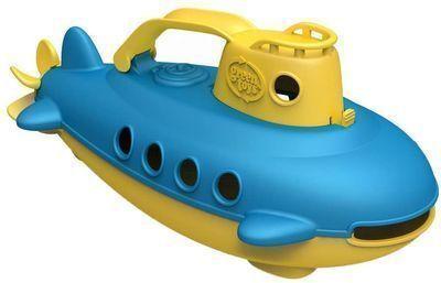 Submarine in Yellow & Blue - BPA Free